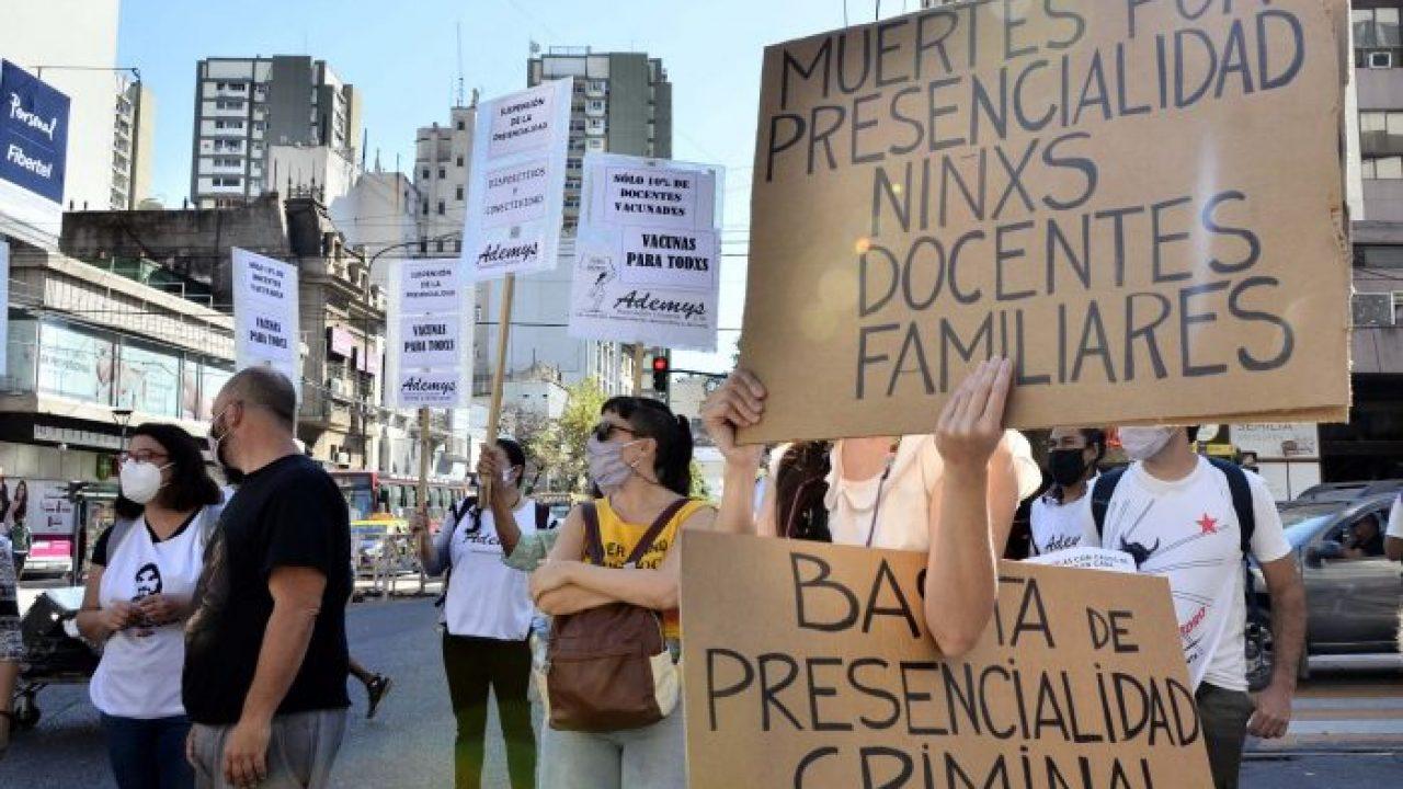 La Corte Suprema de Justicia falló a favor de Larreta y los docentes  porteños recrudecen su reclamo – Negocios & Política