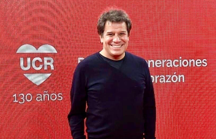 """Facundo Manes, el """"cerebro argentino"""" de corazoncito radical – Negocios & Política"""